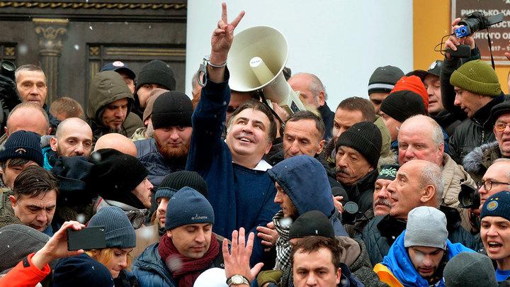 Арест Саакашвили завершит сомализацию Украины
