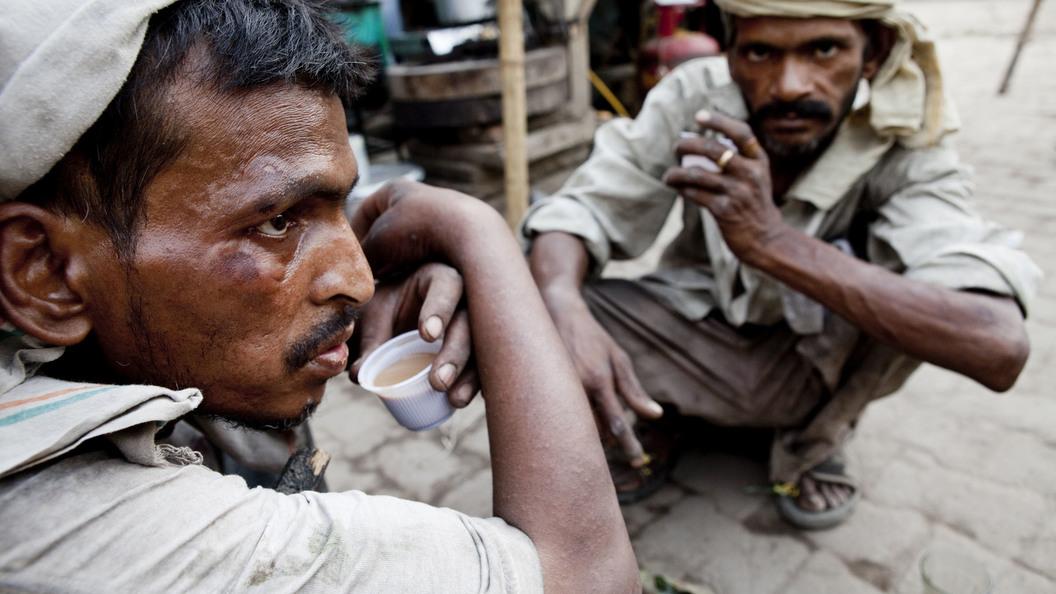 Зловонные бомбы иперцовые гранаты Израиля оказались бессильны против индусов