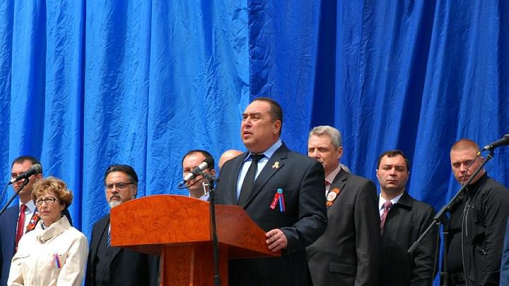 Плотницкий требует не верить Корнету: Арестов в администрации ЛНР не было