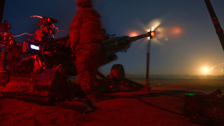 США расстреляли вагнеровцев в Сирии, чтобы протестировать новую гаубицу - военный эксперт