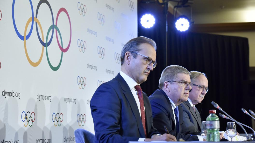 Бах уверил, что МОК покроет расходы русских спортсменов-участников Игр вПхенчхане