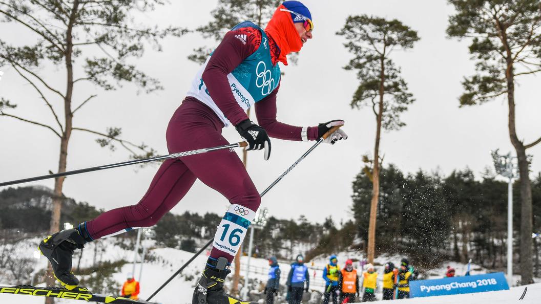 Вяльбе назвала бронзу лыжника Спицова наОлимпиаде справедливой
