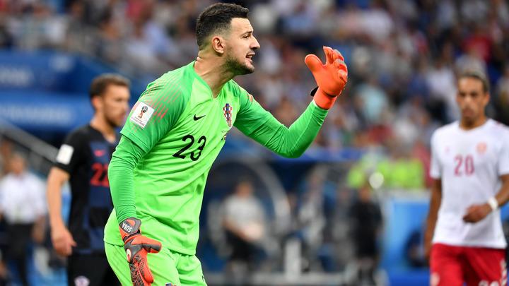 Голкипера сборной Хорватии довели до слез перед матчем ЧМ-2018