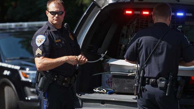 Агрессивного пациента в клинике Вашингтона приняли за стрелка