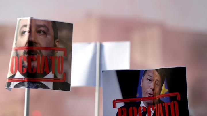 Хорошие инвестиции: СМИ обвинили Россию в спонсировании Сальвини на выборах в Европарламент