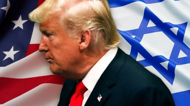Трамп: Сделано в Израиле?
