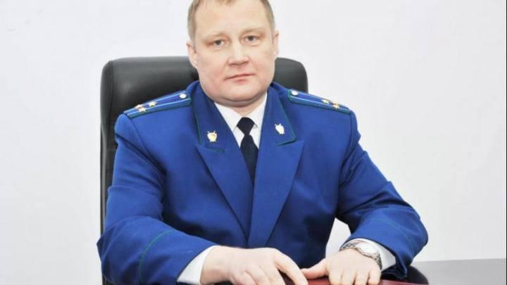 В Самаре находится пойманный на взятке прокурор Сызрани Федорин