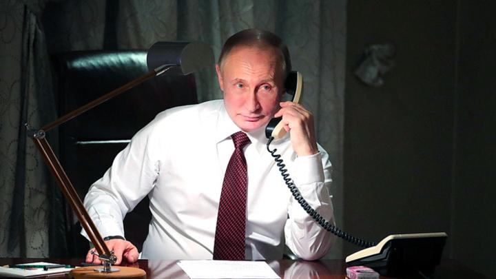 Отказники: Кто не поздравил Путина с днем рождения