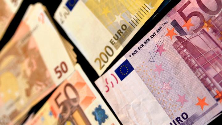 Россия избавляется от евро