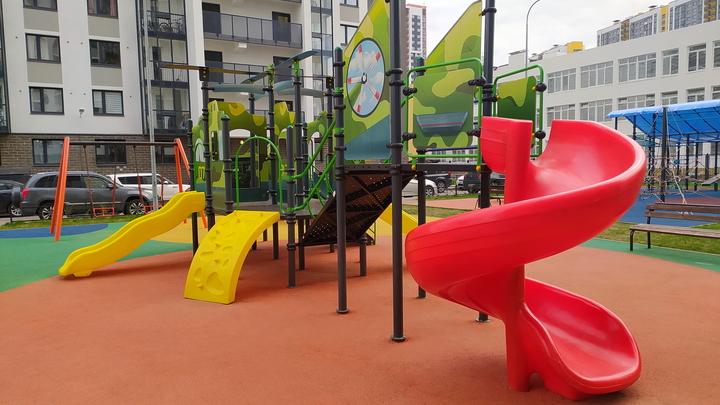 Новый детский сад появится на Бору осенью 2021 года