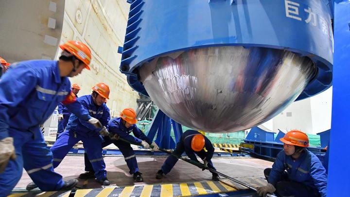 Росатом поставил во Францию более 300 килограммов урана