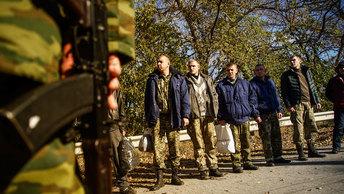 Украина отказалась от своих военнопленных