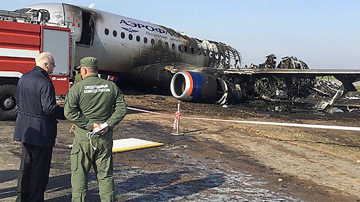 К доводам пилота не прислушались: Виновник трагедии с «Суперджетом» определён