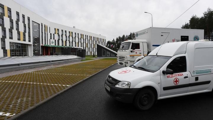Освободить роддом и детские больницы: в Ленобласти планируют свернуть лишние COVID-койки