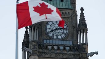 Канада обнародует федеральный бюджет