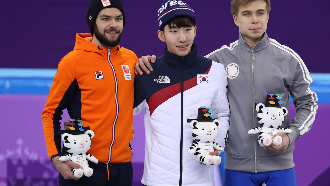 Голландского олимпийца обвинили впоказе неприличного жеста