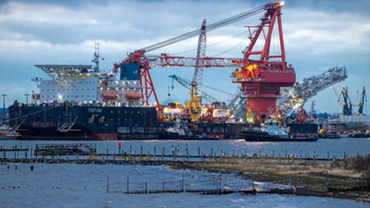 Bloomberg: Северный поток - 2 лишают швейцарской страховки из-за потенциальной угрозы