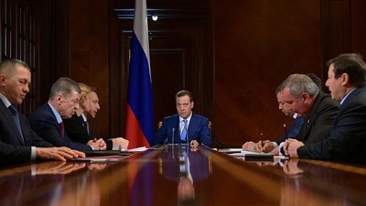 Черный список Орешкина: Медведев потребовал поименно назвать виновных в срыве федеральной программы