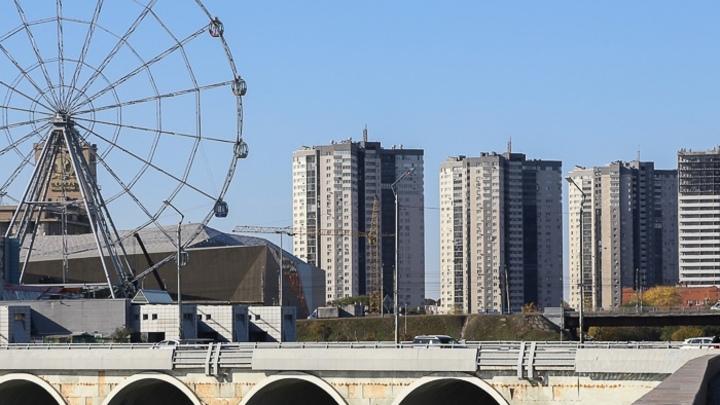 В Челябинской области строители планируют продать 700 тыс квадратных метров жилья