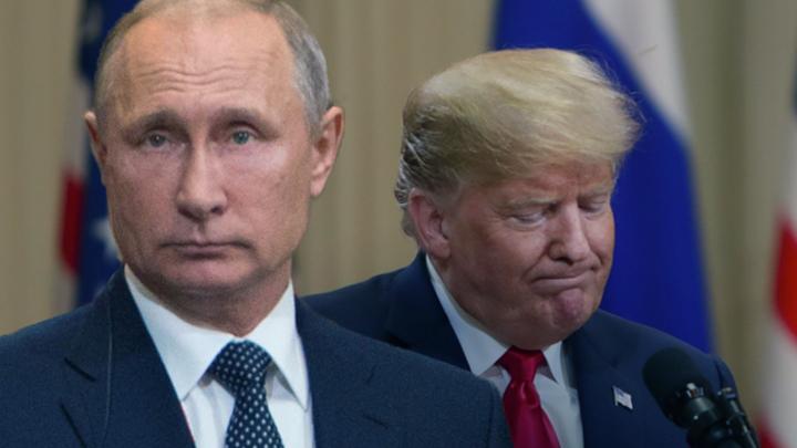 Путина уважают все, а Трампа только в Израиле