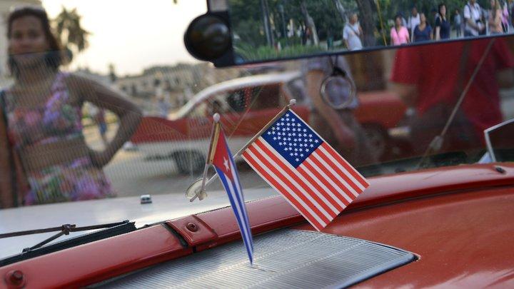 Причиной высылки кубинских дипломатов из США оказалось ЧП 2016 года