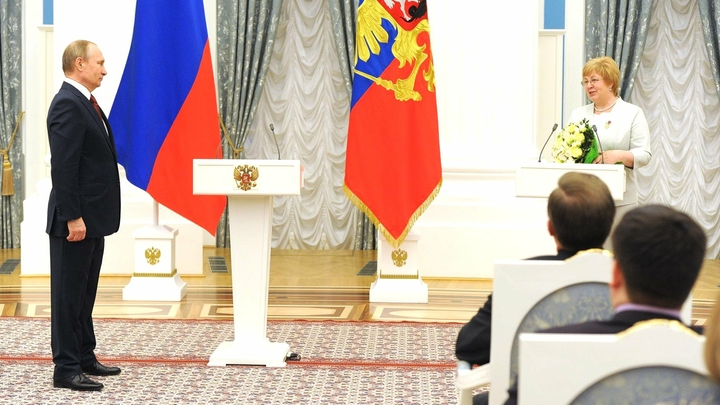 Детей предложили удостаивать звания «Герой России»