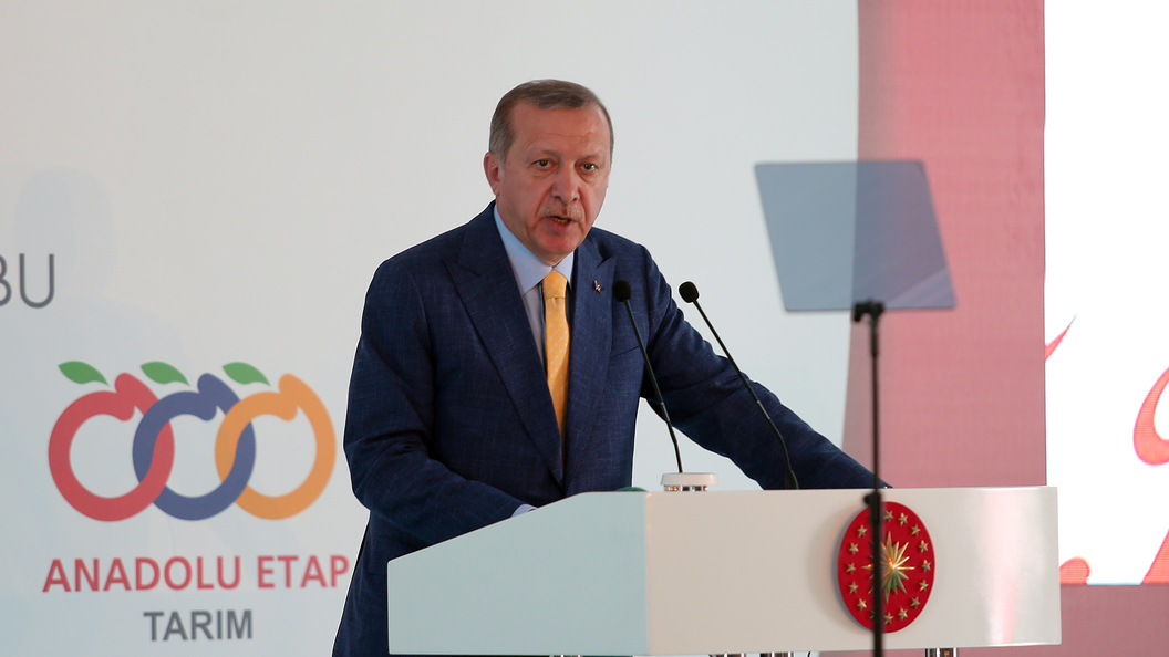 Эрдоган на встрече с главой Пентагона засыпал его претензиями об Иракском Курдистане