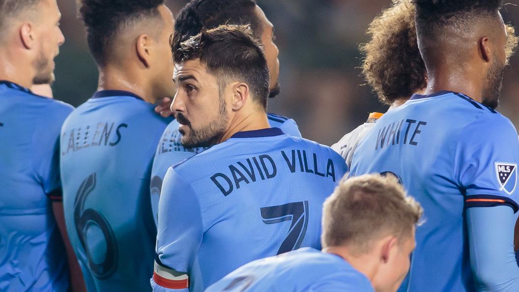 Давид Вилья впервые с 2014 года вызван в сборную Испании