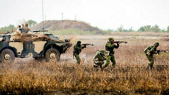 Пентагон открестился от практического пособия по войне с Россией