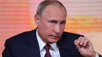 Путин поставил на место закатившего истерику посла Украины в СНГ - видео