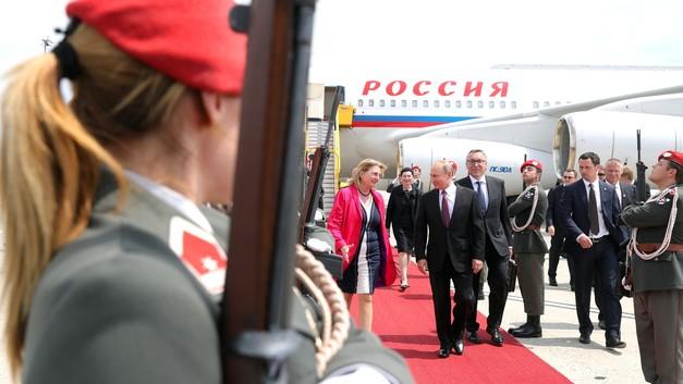 Австрия поддерживает планы России по поставкам газа в Европу – Путин