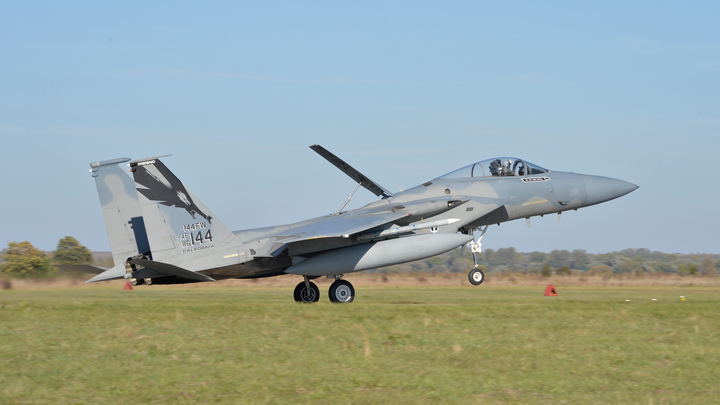 Истребители США иИзраиля испытали вгосударстве Украина комплексы ПВО С-300