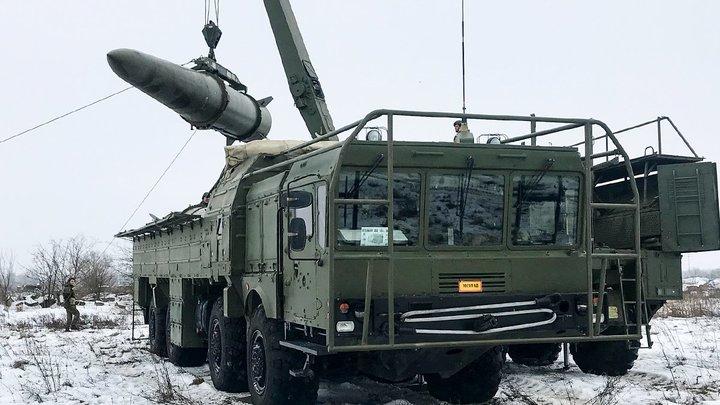 Немецкая газета помогла американцам посчитать русские ракеты для Искандер-М