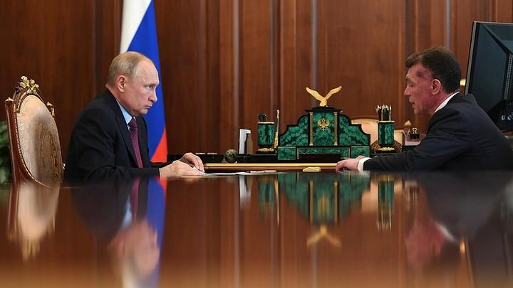 Зарплаты граждан падают! Глава ПФР пожаловался Путину на сокращение доходов фонда