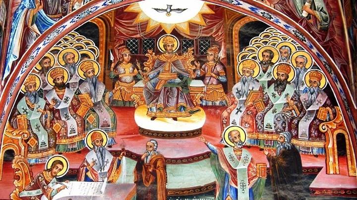 Отцы Церкви. Память Первого Вселенского Собора. Церковный календарь на 13 июня