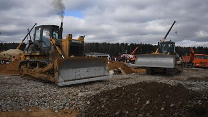 Строительство Восточного обхода в Новосибирске возобновится в мае