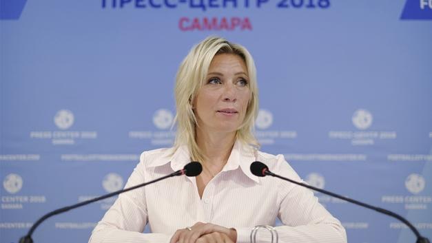 Захарова поставила на место Макфола, пытавшегося упрекнуть Трампа в развале НАТО