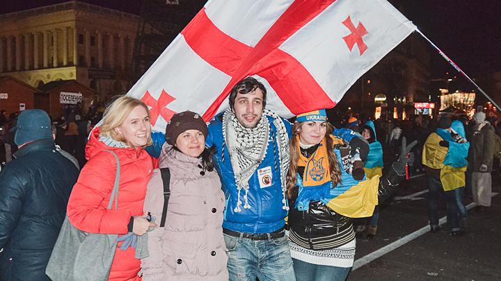 """""""Девочки, вы больные?"""": Как грузинки """"довели"""" Лаврова и почему они копируют украинцев"""