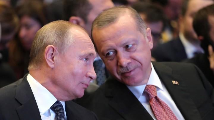 И глубина, и агрессивная морская среда: Путин официально открыл Турецкий поток