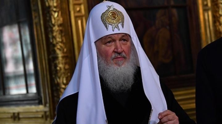 Все силы ада были подняты - Патриарх Кирилл о провале раскольников на Украине