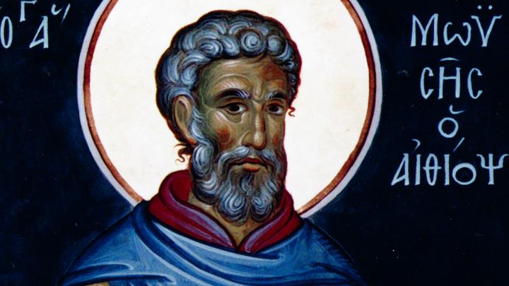 Преподобный Моисей Мурин. Православный календарь на 10 сентября