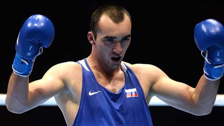 Кубанский боксер Муслим Гаджимагомедов вышел в полуфинал Олимпиады в Токио