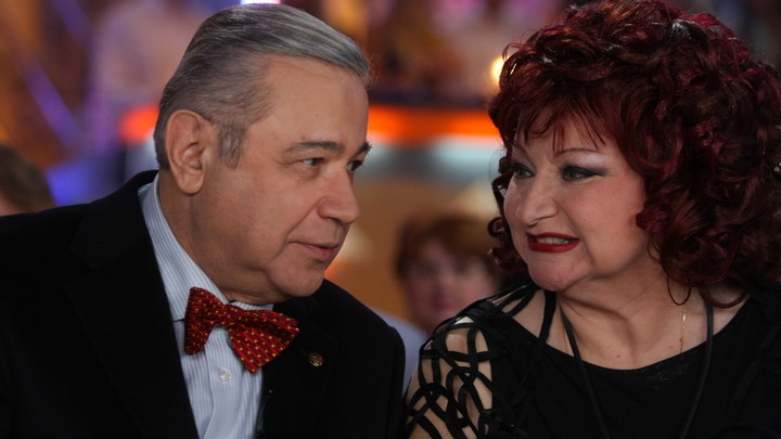 Петросян и Степаненко развелись так же, как шутили – несмешно