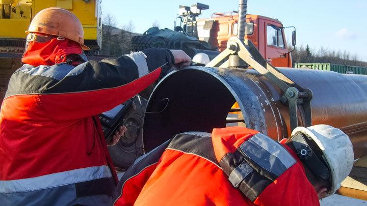 Газовая атака. Россия нанесёт 1 января контрудар по США