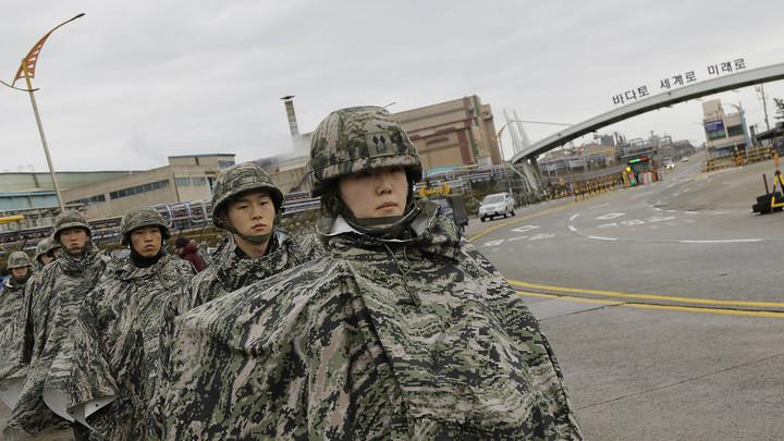 В Пхеньяне раскритиковали «анахроничные» американо-южнокорейские учения