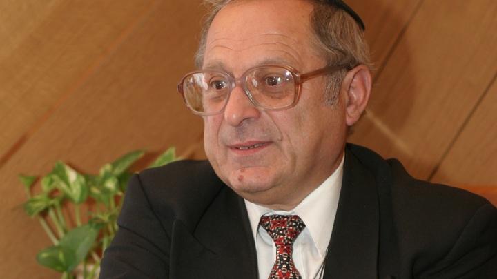 Раввин Зиновий Коган: У израильтян должна быть своя голова, а не Трампа
