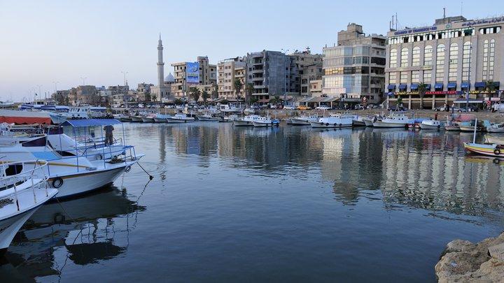Сирийский порт на полвека может быть отдан под нужды российского бизнеса - СМИ