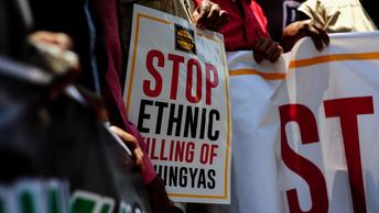 В Мьянме объявлен режим тишины для помощи жертвам гуманитарного кризиса