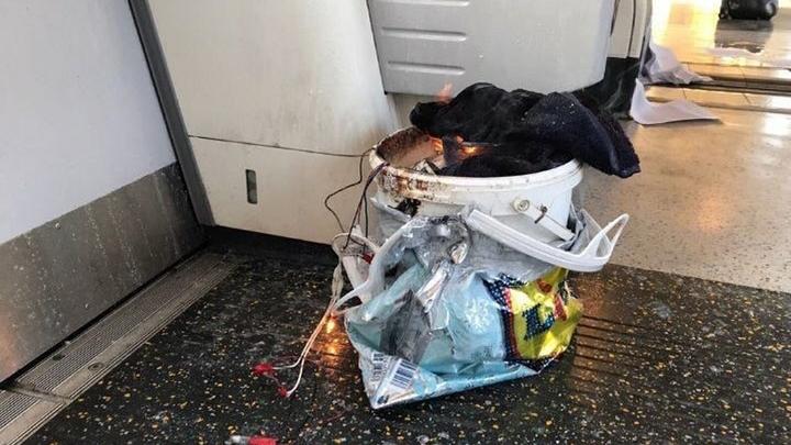 Взрыв в метро Лондона оказался актом мести ИГИЛ