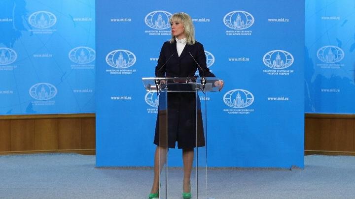 Мария Захарова дает жесткий ответ зарвавшейся Британии - видео